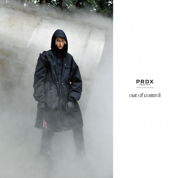 2020.11.14.IN STORE PRDX PARADOX TOKYO 2020-21AW COLLECTION『out of control』