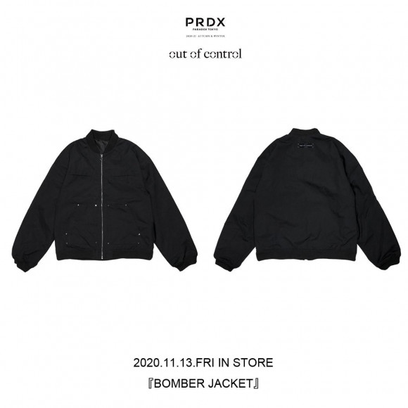 【NEW STYLING】PRDX -『out of control』