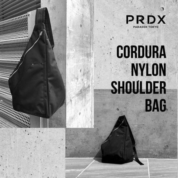 【40%OFF】PRDX PARADOX TOKYO - CORDURA NYLON SHOULDER BAG