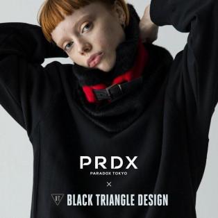【NEW ARIIVAL】PRDX PARADOX TOKYO × BLACK TRIANGLE DESIGN - FUR SNOOD
