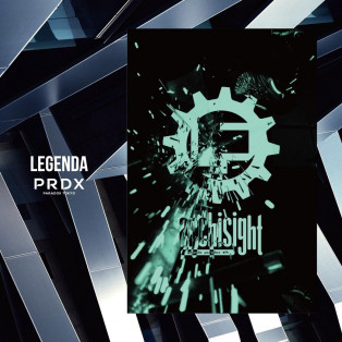 "【明日販売開始!】LEGENDA× PRDX PARADOX TOKYO 8th Collection ""archisight"""