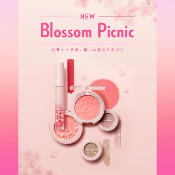 新発売♡Blossom Picnic