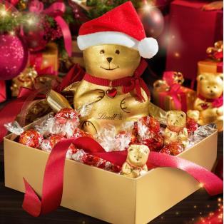 リンツのクリスマスコレクション発売
