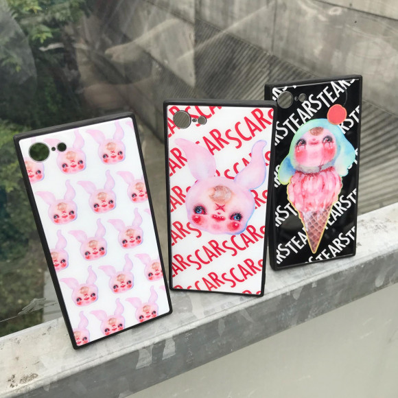 MEEWEE × mimiコラボケース【mimi mobile phone case】