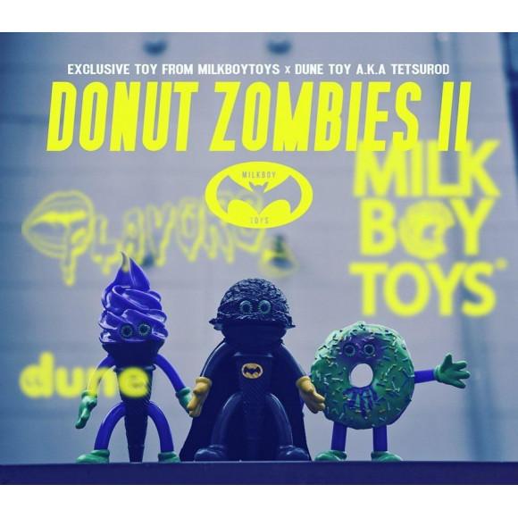 DONUTS ZOMBIES フィギュア発売!