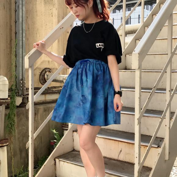 ボリューム感が魅力♡ 【トゥウィーキースカート】