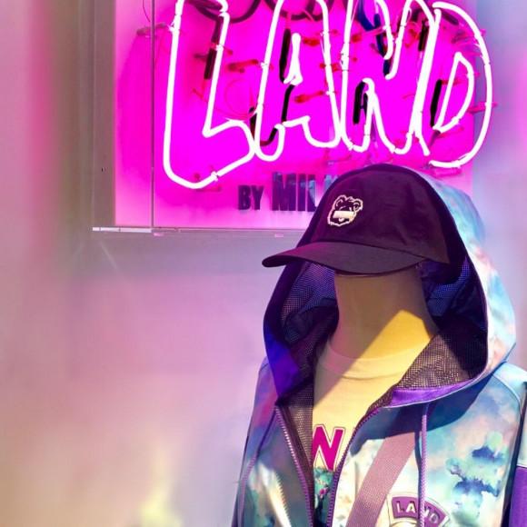 人気の限定キャップが再入荷【LAND BEAR CAPS】
