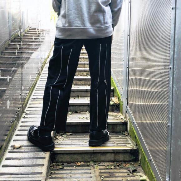 新作ボンテージパンツ【SWEAT BONDAGE PANTS】