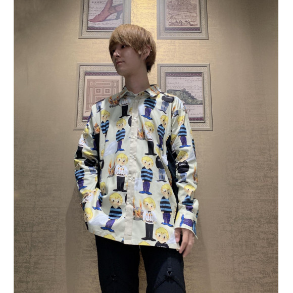 HOME SICKER SERIES☆New Collection【Home Sickerシャツ】