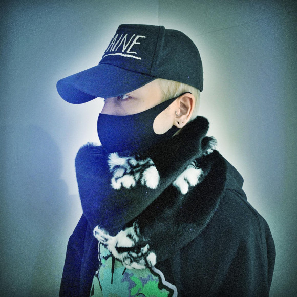 ★LAND 2020 WINTER COLLECTION★【LAND BEAR FLUFFY NECK WARMER】