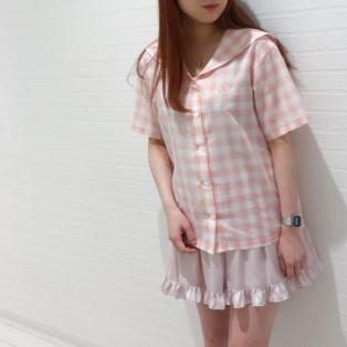キュートなセーラーシャツ♬【MKセーラーシャツ】