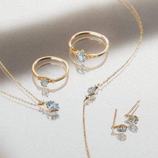 【2020 Spring Collection Aquamarine】
