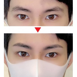 【眉メイク男性急増中!】男性用の眉メイク方法アドバイスします!