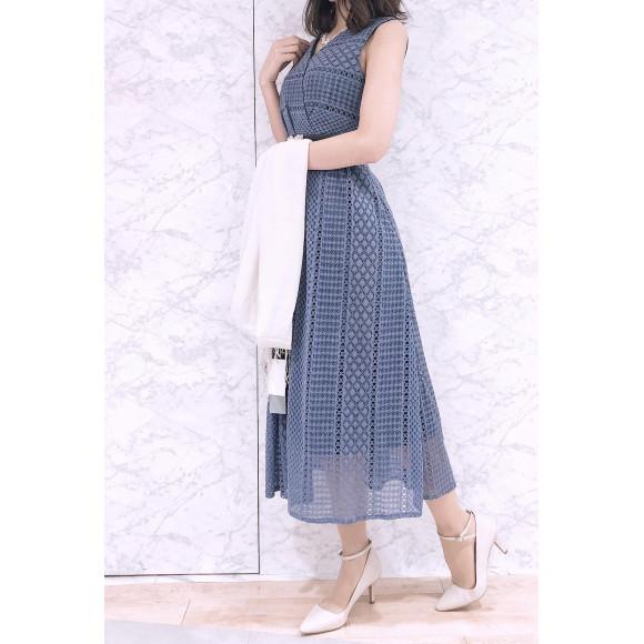 ★お洒落ベルト付ドレス★