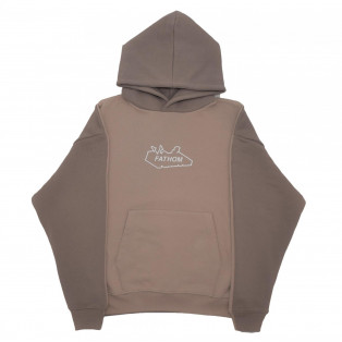 New Color!! 2Face Hoodie!!