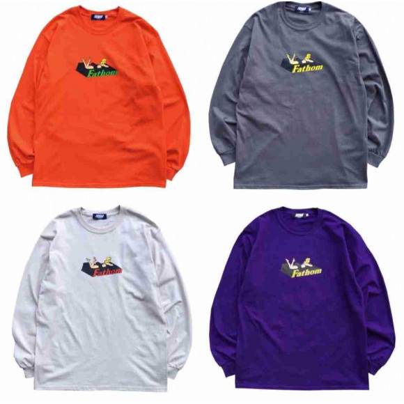 Welcome L/S Tee!!
