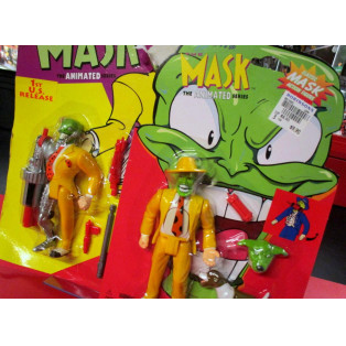 THE MASK ANIMATED SERIES MASK ACTION FIGURE