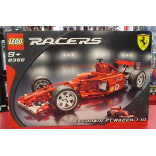 レゴ RACERS FERRARI F1 RACER