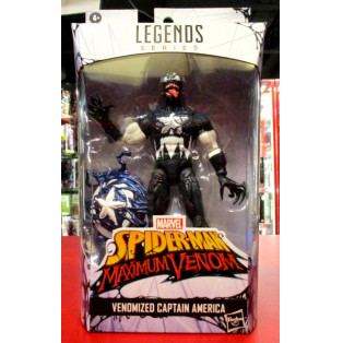 HASBRO MARVEL LEGENDS『VENOMIZED CAPTAIN AMERICA』