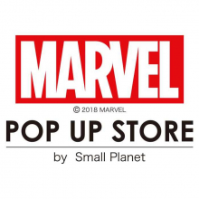 本館B2F MARVEL SHOP 期間限定OPEN!