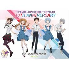 EVANGELION STORE TOKYO-01  10周年フェア開催決定!