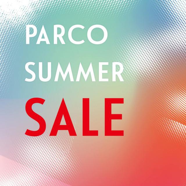 PARCO SUMMER SALE