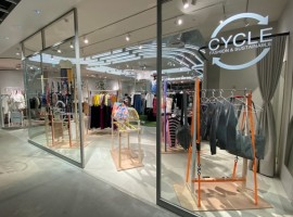 CYCLE POP UP STORE