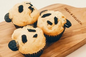PARCO_ya 1st floor DEAN & DELUCA CAFE Panda Crushed Chocolate Muffin