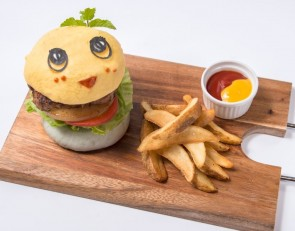 ふなっしーバーガー ¥1,280(税抜)