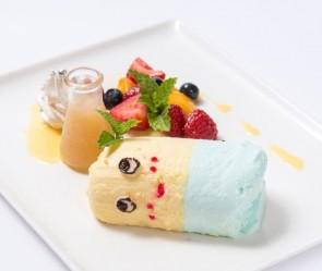 イリュージョンムース~梨汁添え~ ¥1,280(税抜)