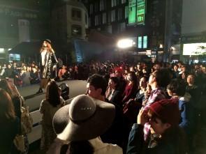 パルコ前屋外広場でテナントの皆様によるショーを開催しました
