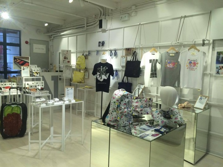 Meetscal Store by PARCO POP UP SHOP in PMQ