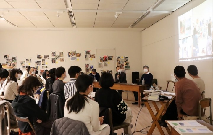 3月7日に行われたトークイベントの様子