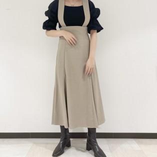 ♡サス付きマーメイドスカート♡