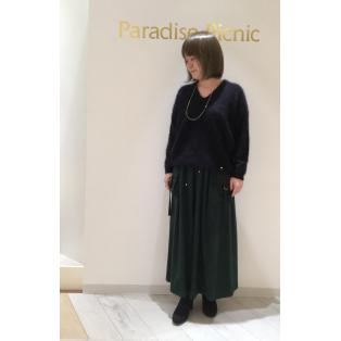 ラクーンファーニット☆ポケット付パンツ