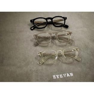 【 EYEVAN 】 人気フレーム SADLER 【 サドラー 】新色・人気色再入荷致しました。