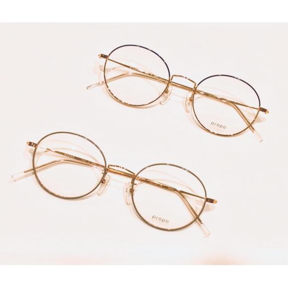 秋に選びたいメガネ