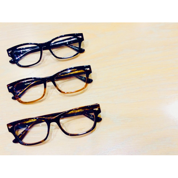 OLIVER PEOPLES 再入荷