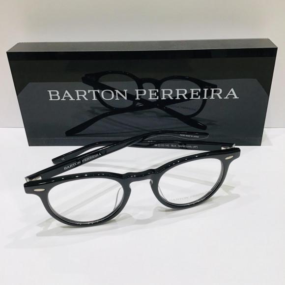 BARTON PERRELRAの人気のフレーム【BANKS】が再入荷