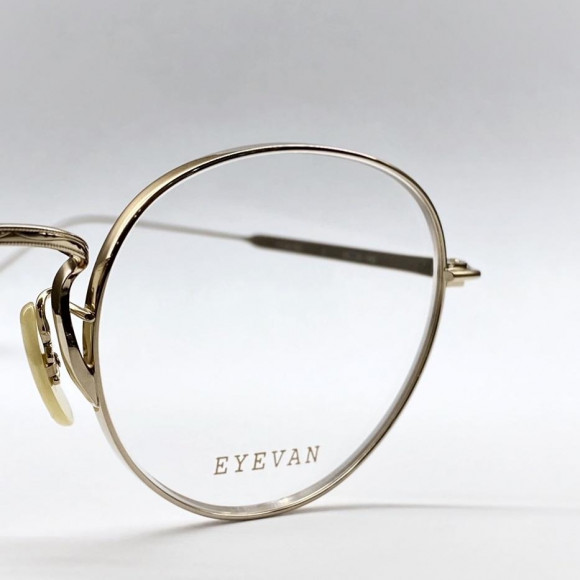 EYEVAN【 アイヴァン 】 新作フレーム Atlas 【 アトラス 】 46サイズ 入荷!!