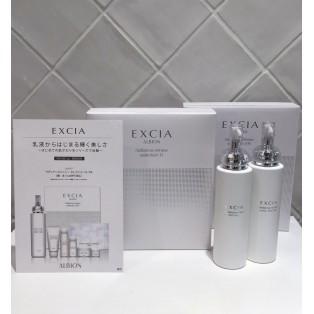 9月18日限定発売!  EXCIA ラディアンスリニューリッチミルクR/ER セレクション