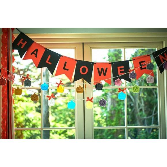 カラフルかぼちゃのアロマソープ作り