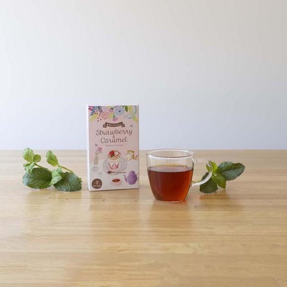 紅茶のパティシエシリーズ 新発売