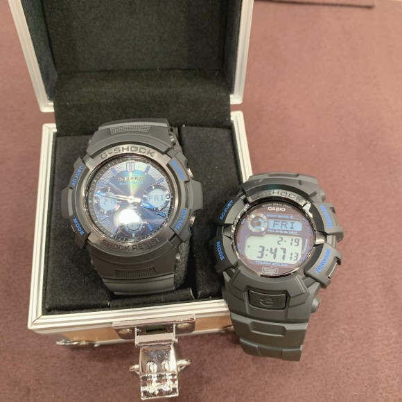 【G-SHOCK】FIRE PACKAGE 2021 限定モデル入荷しました!