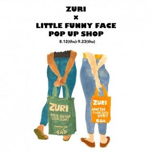 ZURI × LITTLE FUNNY FACE