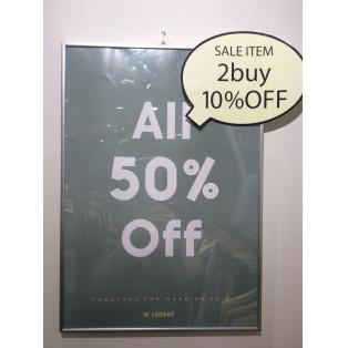 セール商品更に2点以上で10%OFF!