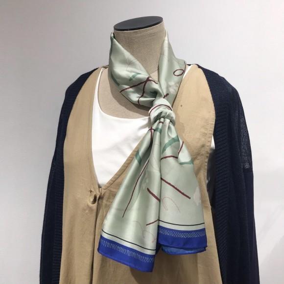 【pinkpepper】2021新作スカーフ