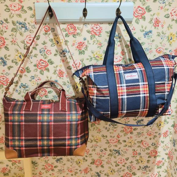 秋の旅行に☆トラベルバッグ