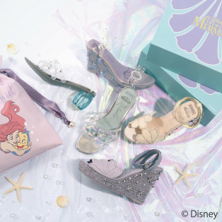 「THE LITTLE MERMAID COLLECTION」