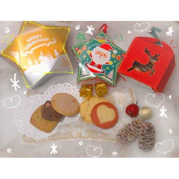 ステラおばさんのクッキー クリスマスフェア開催中